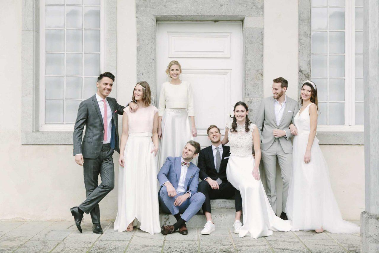 Bube Dame Herz Hochzeitsmesse 2019