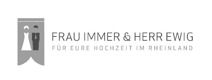 Frau Immer & Herr Ewig - Anbieter und Locations für eure Hochzeit