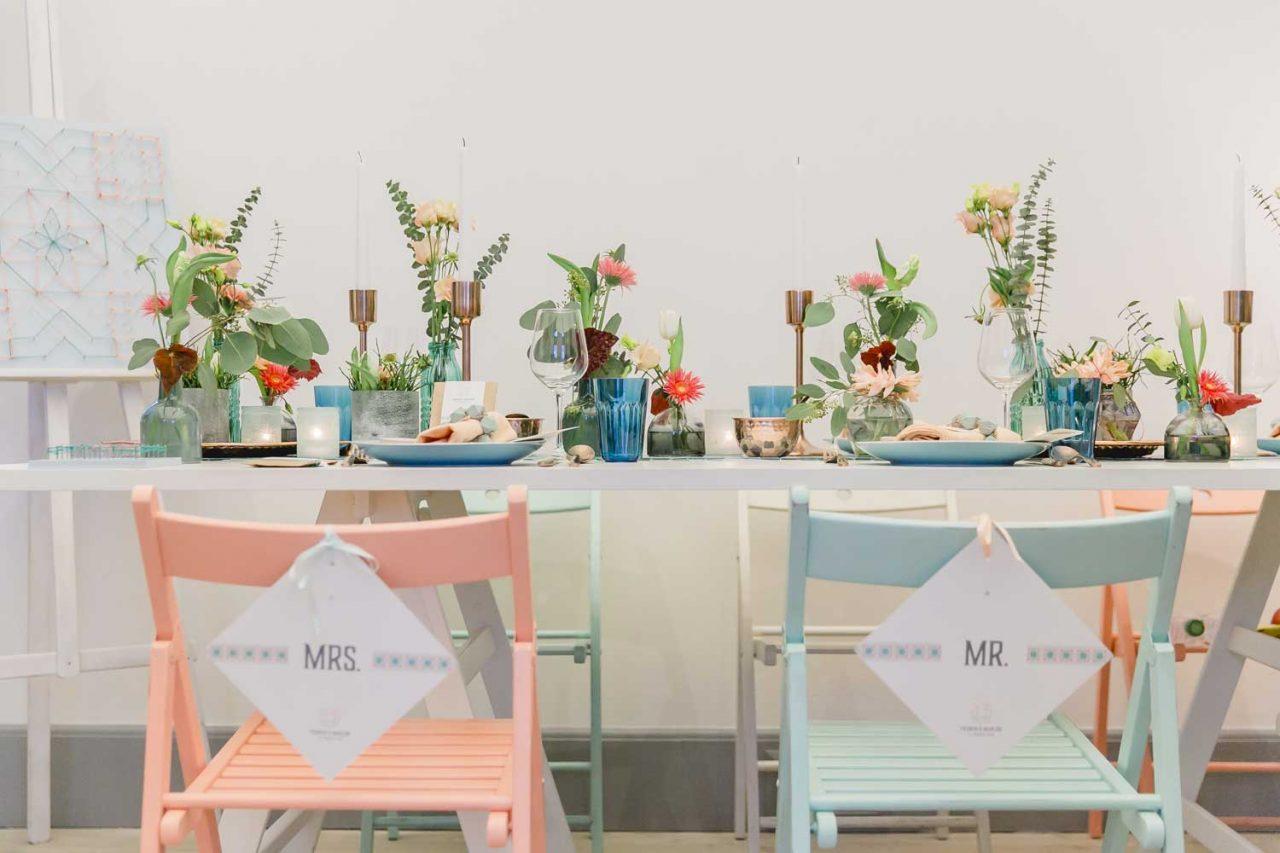 Mrs & Mr - Cards: mediterran, abstrakt