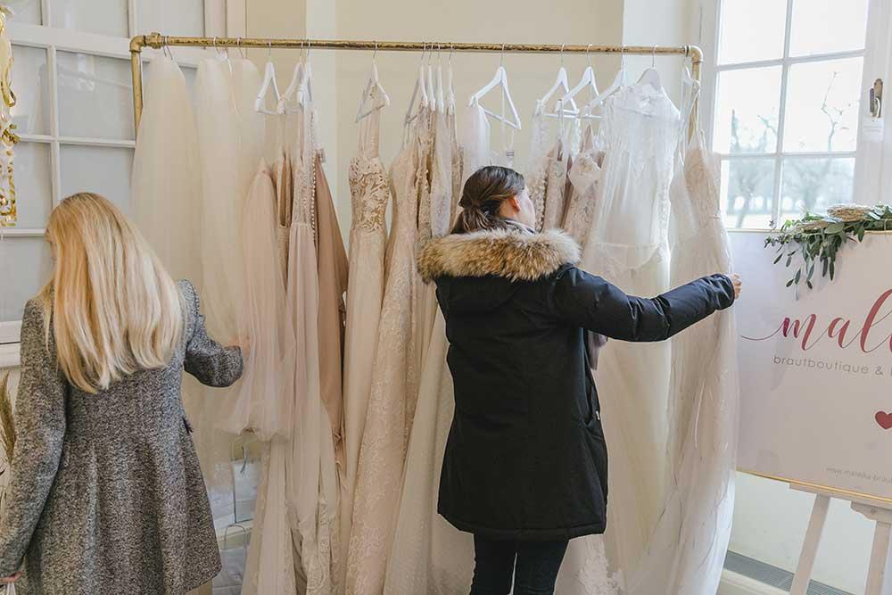 Bube Dame Herz Hochzeitsmesse 2020, Foto: Hanna Witte