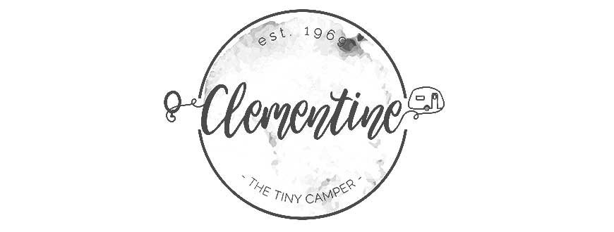 Clementine-The-Tiny-Camper-Logo