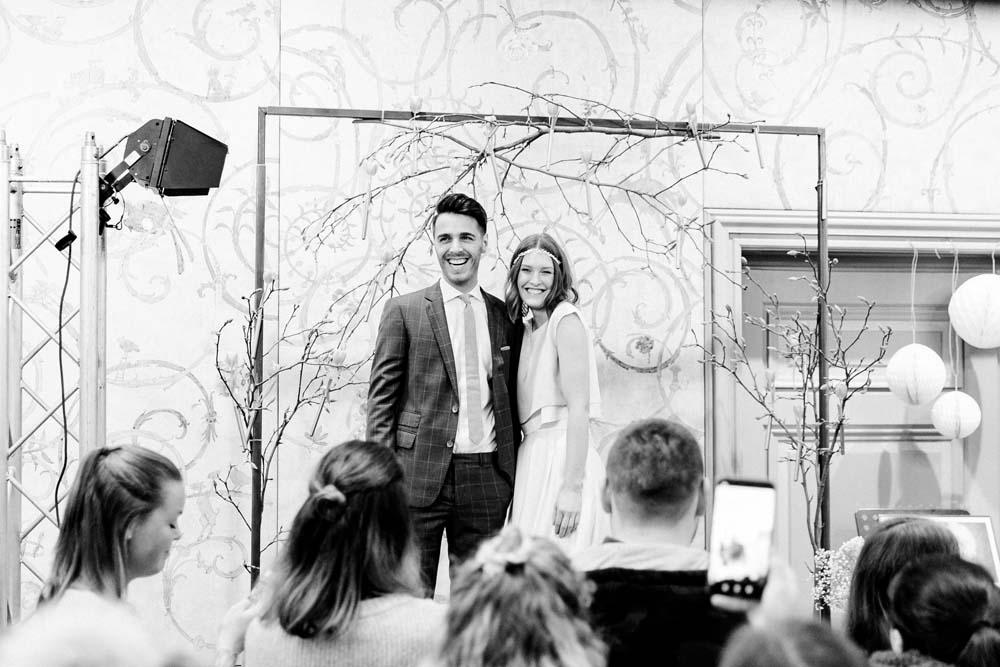 Bube Dame Herz-Hochzeitsmesse 2019, Foto: Katharina Hein