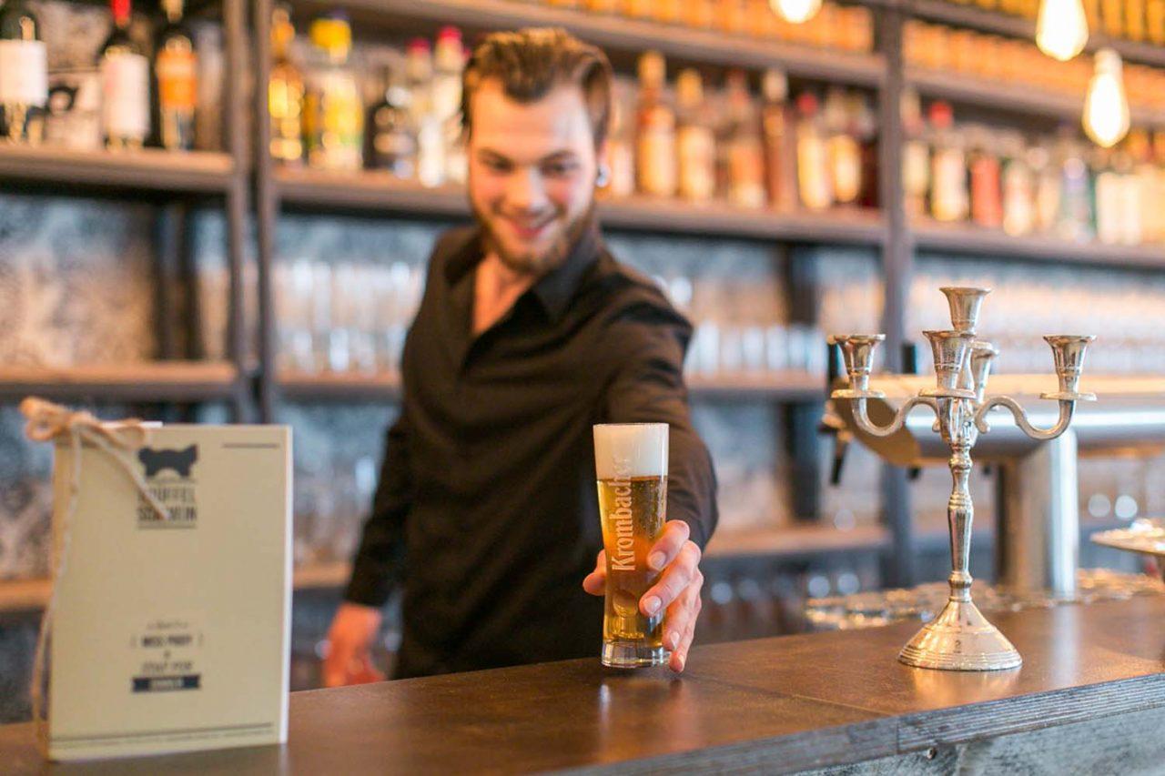 Barkeeper im Trüffelschwein