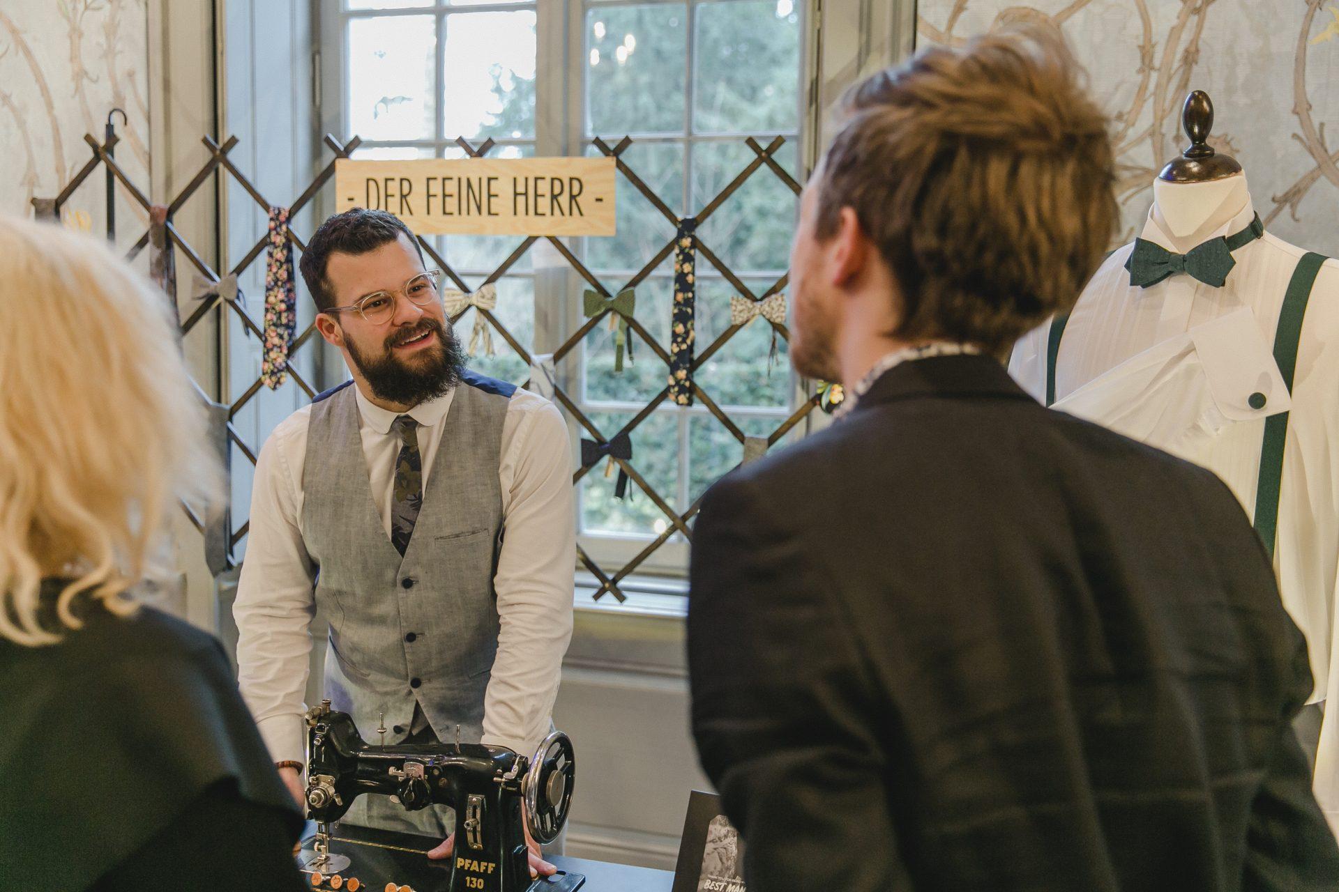 BDH-Hochzeitsmesse_Der feine Herr